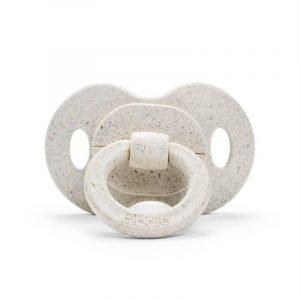 Elodie details – smoczek bambusowy 3m+ – lily white