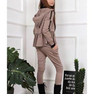Czekoladowe spodnie