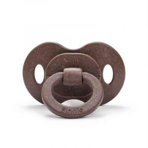 Elodie details – smoczek bambusowy 3m+ – chocolate