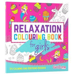 Sztuka i rzemiosło jednorożec kolorowanki dla dziewcząt w wieku od 4 do 10 lat